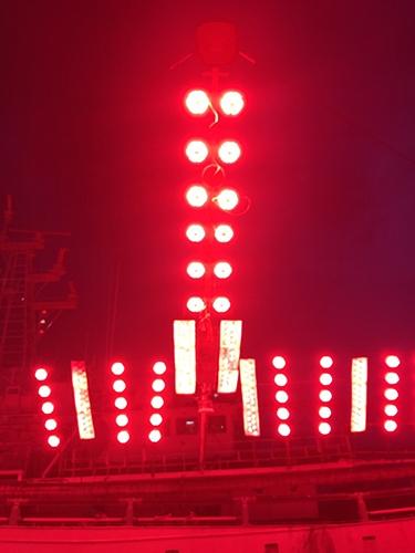 红光诱鱼灯