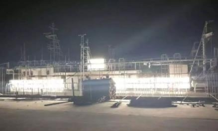 LED集鱼灯